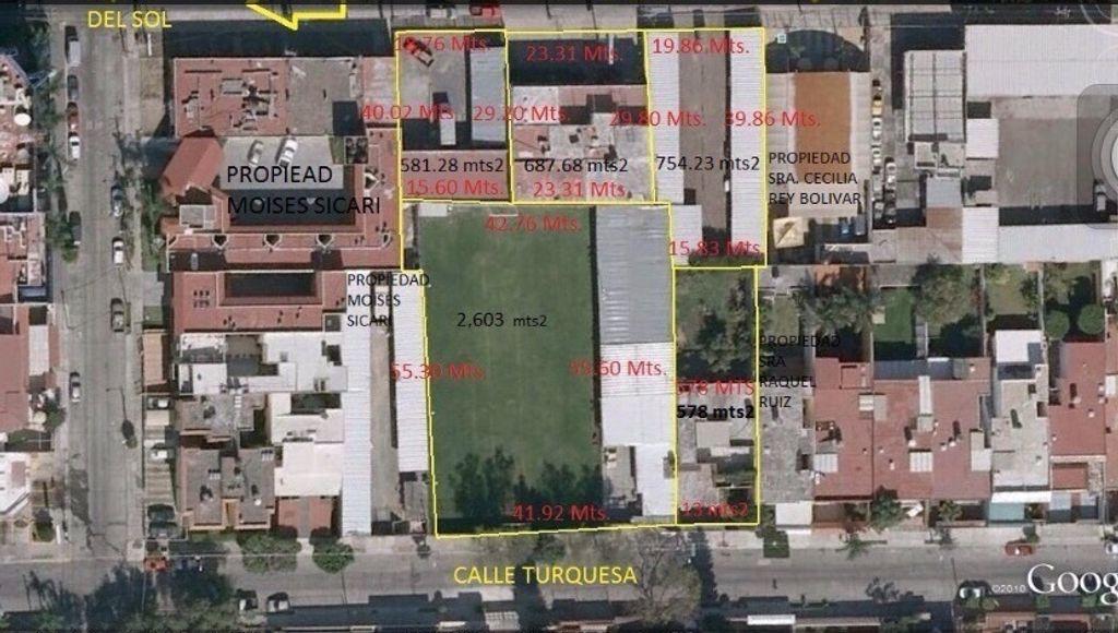 Excelente zona, cerca de la Expo Guadalajara, de Plaza del Sol, Hoteles, Colegios, Avenidas Importates, excelente opción de inversión. 1